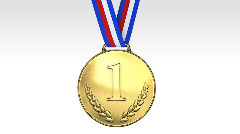 Your Gold Medal